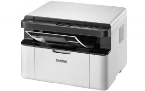 brother dcp-1610 laserprinter