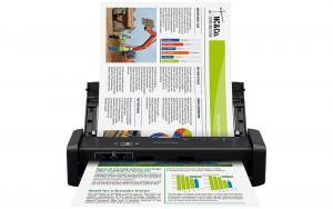 Epson DS-360 mobil scanner
