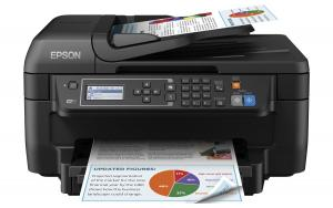 Epson Workforce 2750 printer
