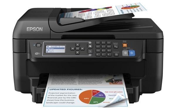 Epson Workforce 2750 printer