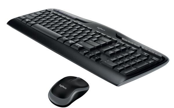 Logitech Combo MK330 mus og tastatur