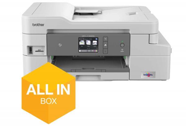 Brother MFC-J1300 Inkjet-printer